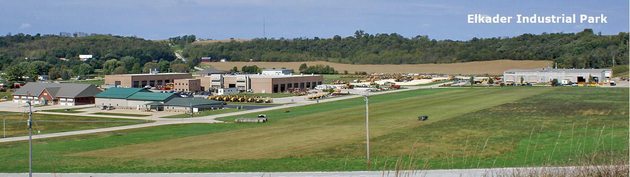 Industrial Park in Elkader